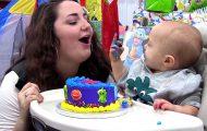 Τέτοιες στιγμές κάνουν τα πάρτι γενεθλίων να μένουν αξέχαστα