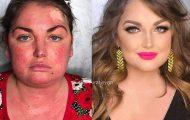 Απίστευτες μεταμορφώσεις που δείχνουν την μαγική δύναμη του μακιγιάζ