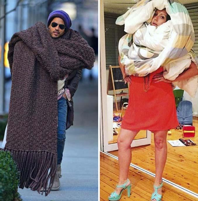 Η Celeste Barber επέστρεψε με περισσότερες ξεκαρδιστικές αναπαραστάσεις φωτογραφιών των celebrities (14)
