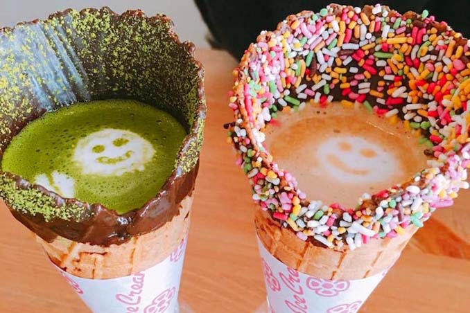 Coffee Cone (1)