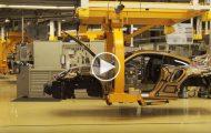 Η διαδικασία παραγωγής μιας Porsche 911 Turbo S