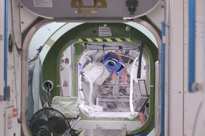 Επισκεφθείτε τον Διεθνή Διαστημικό Σταθμό μέσα από το Google Street View (1)