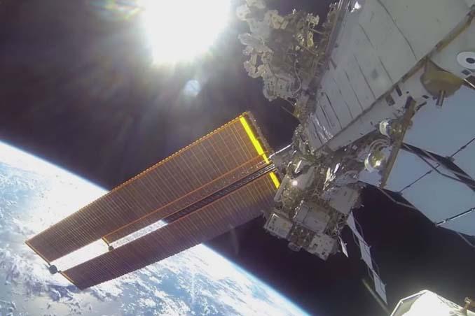 Επισκεφθείτε τον Διεθνή Διαστημικό Σταθμό μέσα από το Google Street View (2)