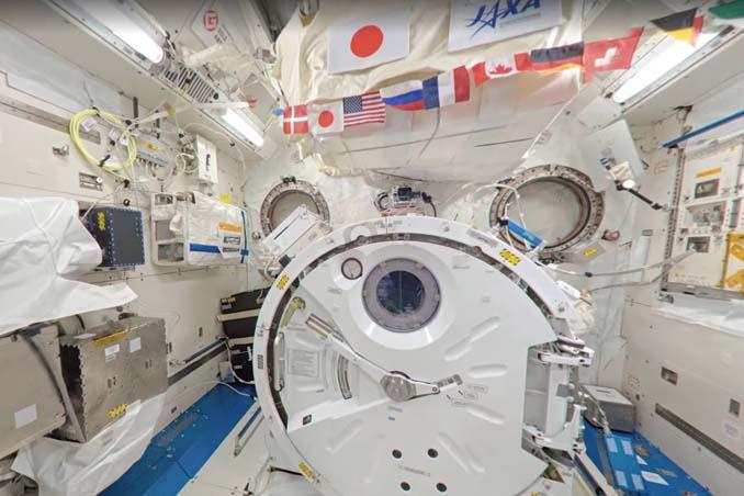 Επισκεφθείτε τον Διεθνή Διαστημικό Σταθμό μέσα από το Google Street View (5)