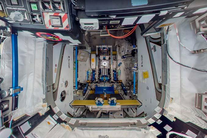 Επισκεφθείτε τον Διεθνή Διαστημικό Σταθμό μέσα από το Google Street View (7)