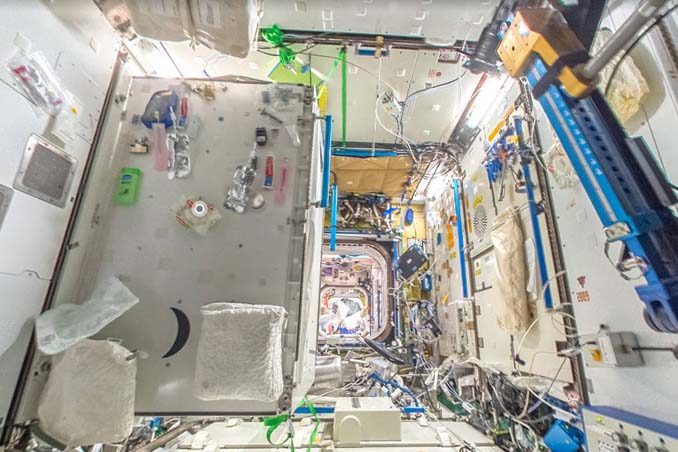 Επισκεφθείτε τον Διεθνή Διαστημικό Σταθμό μέσα από το Google Street View (8)