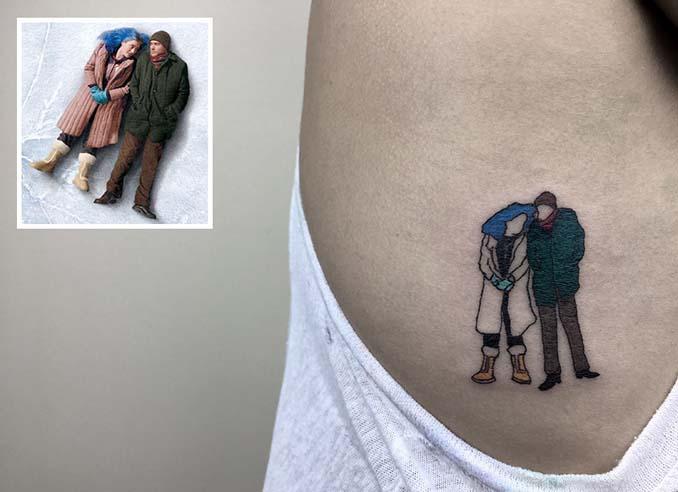 Τα εντυπωσιακά φωτογραφικά τατουάζ του Alican Gorgu (1)