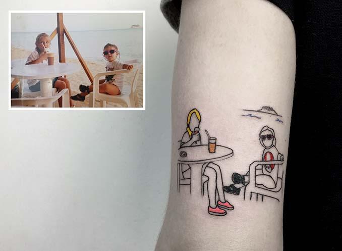 Τα εντυπωσιακά φωτογραφικά τατουάζ του Alican Gorgu (3)