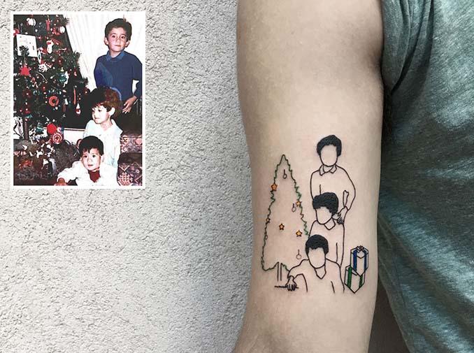 Τα εντυπωσιακά φωτογραφικά τατουάζ του Alican Gorgu (5)