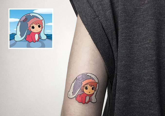 Τα εντυπωσιακά φωτογραφικά τατουάζ του Alican Gorgu (7)