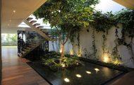 Εντυπωσιακά παραδείγματα μικρών εσωτερικών κήπων (7)