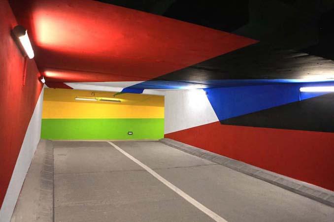 Parking αυτοκινήτων μετατράπηκε σε μουσείο Street Art (12)
