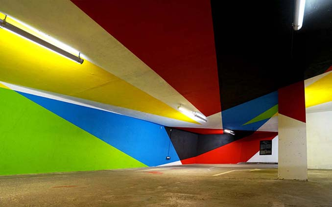Parking αυτοκινήτων μετατράπηκε σε μουσείο Street Art (17)