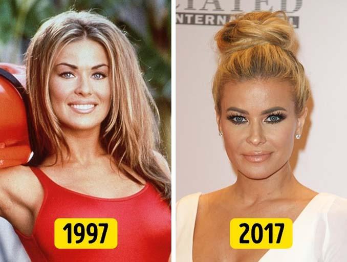 Πόσο άλλαξαν διάσημες γυναίκες του Χόλιγουντ μέσα σε μια 20ετία (1)