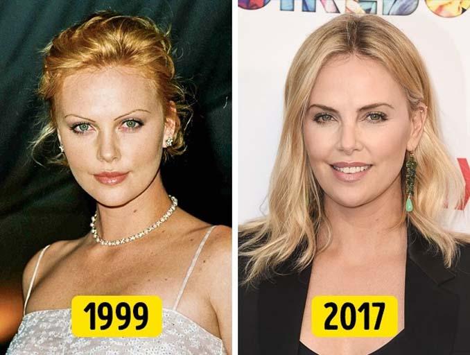 Πόσο άλλαξαν διάσημες γυναίκες του Χόλιγουντ μέσα σε μια 20ετία (2)
