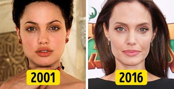 Πόσο άλλαξαν διάσημες γυναίκες του Χόλιγουντ μέσα σε μια 20ετία (3)