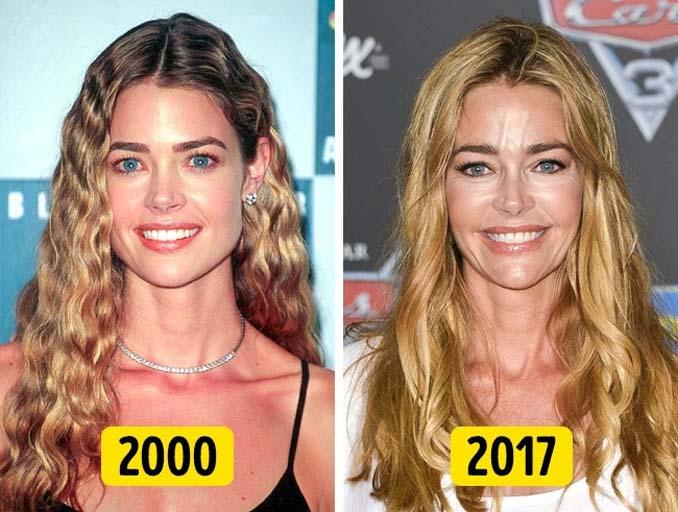 Πόσο άλλαξαν διάσημες γυναίκες του Χόλιγουντ μέσα σε μια 20ετία (4)