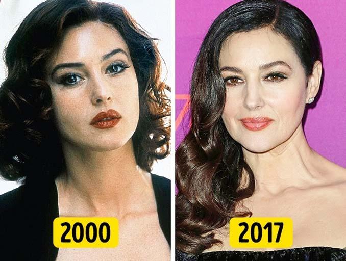 Πόσο άλλαξαν διάσημες γυναίκες του Χόλιγουντ μέσα σε μια 20ετία (5)