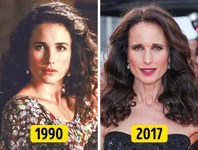 Πόσο άλλαξαν διάσημες γυναίκες του Χόλιγουντ μέσα σε μια 20ετία (6)