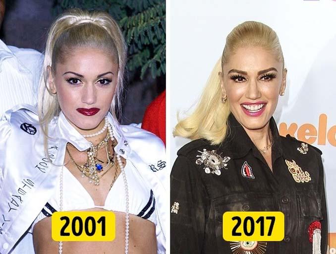Πόσο άλλαξαν διάσημες γυναίκες του Χόλιγουντ μέσα σε μια 20ετία (7)