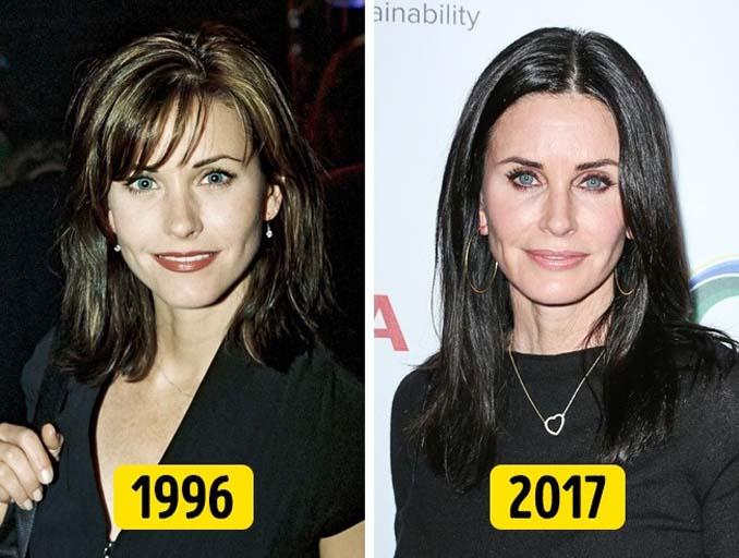 Πόσο άλλαξαν διάσημες γυναίκες του Χόλιγουντ μέσα σε μια 20ετία (8)