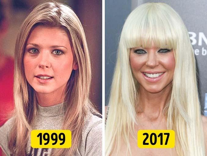 Πόσο άλλαξαν διάσημες γυναίκες του Χόλιγουντ μέσα σε μια 20ετία (9)