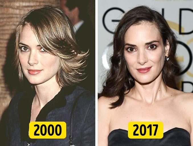 Πόσο άλλαξαν διάσημες γυναίκες του Χόλιγουντ μέσα σε μια 20ετία (10)