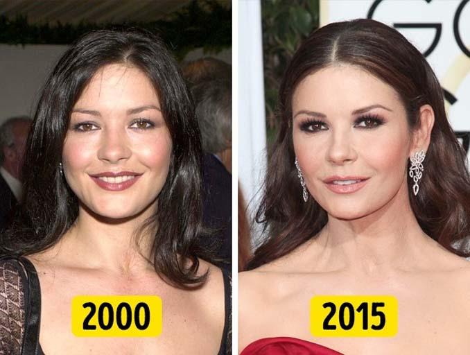 Πόσο άλλαξαν διάσημες γυναίκες του Χόλιγουντ μέσα σε μια 20ετία (13)