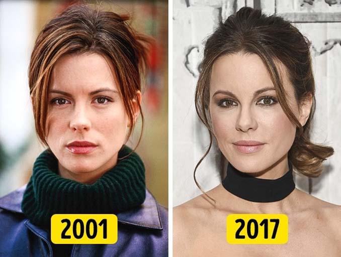 Πόσο άλλαξαν διάσημες γυναίκες του Χόλιγουντ μέσα σε μια 20ετία (15)