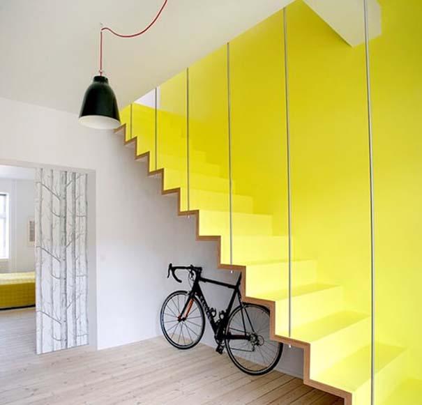 Πρωτότυπες σκάλες για ένα μοντέρνο σπίτι (6)