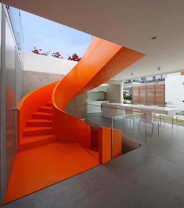 Πρωτότυπες σκάλες για ένα μοντέρνο σπίτι (9)