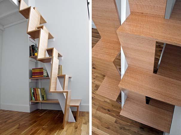 Πρωτότυπες σκάλες για ένα μοντέρνο σπίτι (13)