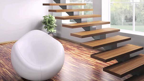 Πρωτότυπες σκάλες για ένα μοντέρνο σπίτι (14)