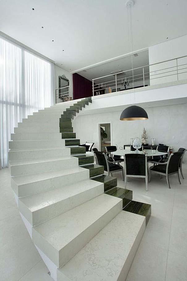 Πρωτότυπες σκάλες για ένα μοντέρνο σπίτι (15)