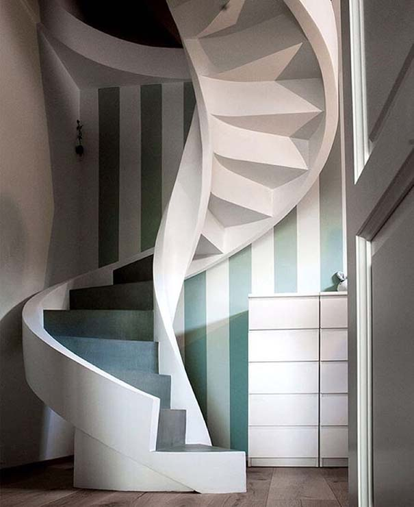 Πρωτότυπες σκάλες για ένα μοντέρνο σπίτι (19)