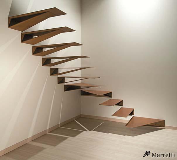 Πρωτότυπες σκάλες για ένα μοντέρνο σπίτι (20)