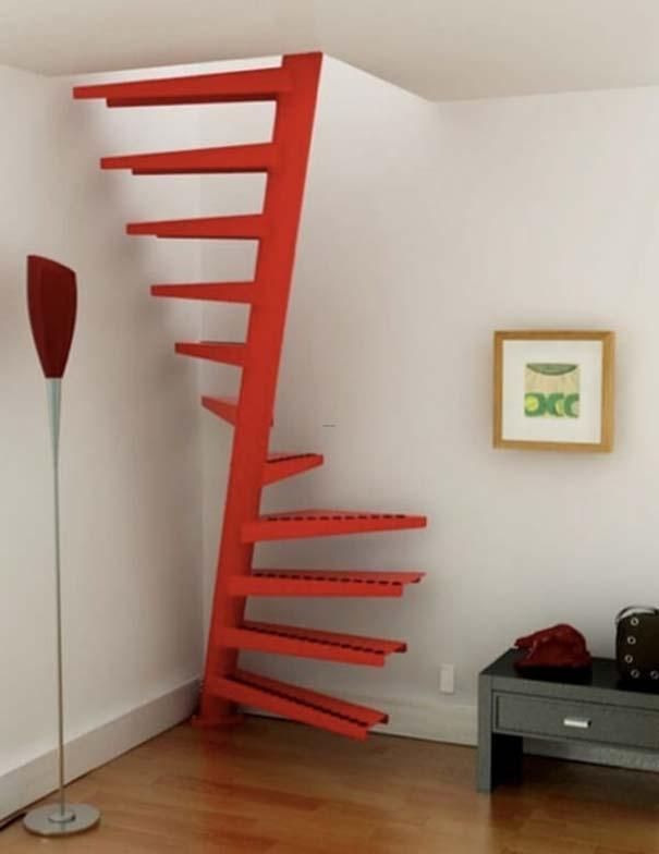 Πρωτότυπες σκάλες για ένα μοντέρνο σπίτι (21)