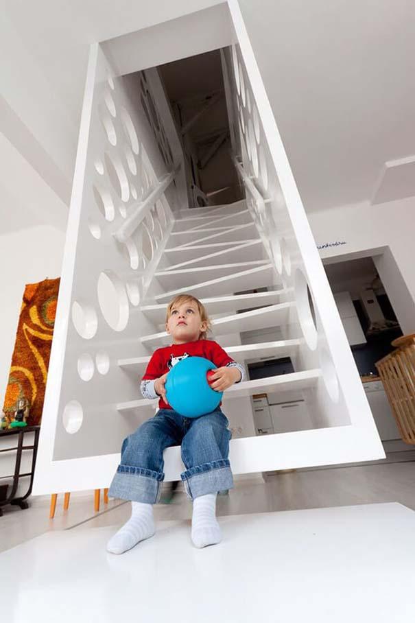Πρωτότυπες σκάλες για ένα μοντέρνο σπίτι (22)