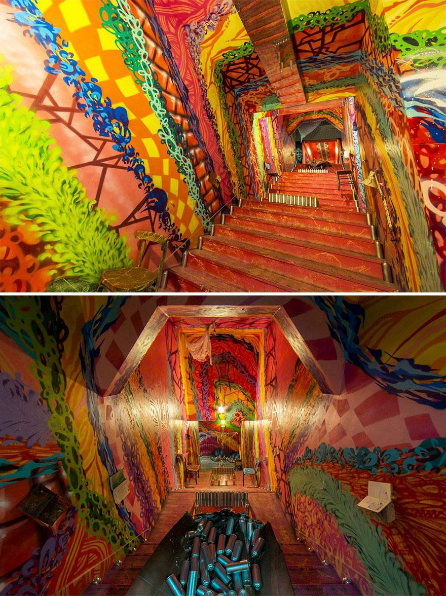 Σχολείο ζήτησε από 100 street artists να το βάψουν πριν ανακαινιστεί και το αποτέλεσμα είναι απίστευτο (2)