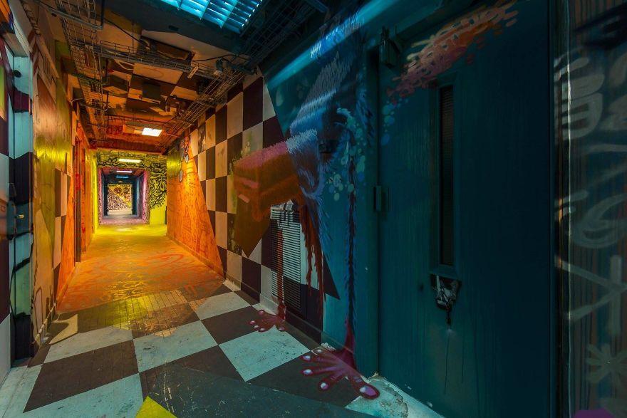 Σχολείο ζήτησε από 100 street artists να το βάψουν πριν ανακαινιστεί και το αποτέλεσμα είναι απίστευτο (5)