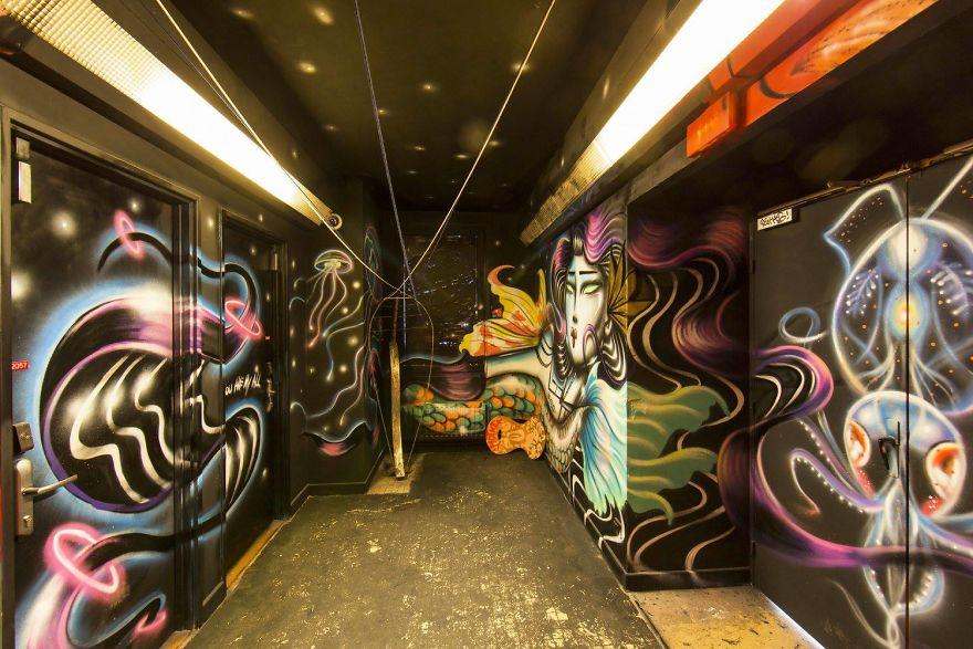 Σχολείο ζήτησε από 100 street artists να το βάψουν πριν ανακαινιστεί και το αποτέλεσμα είναι απίστευτο (19)