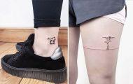 Απλά αλλά εντυπωσιακά τατουάζ από τον Ahmet Cambaz (27)
