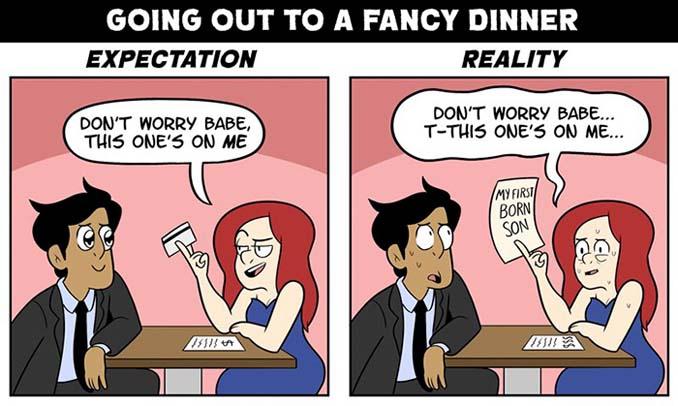 5 αστείες ρομαντικές στιγμές όταν οι προσδοκίες συναντούν την πραγματικότητα (3)
