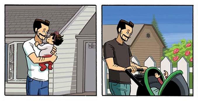 Αυτό το κόμικ σχετικά με το πώς μεγαλώνουμε θα αλλάξει τον τρόπο που βλέπετε τη ζωή (1)