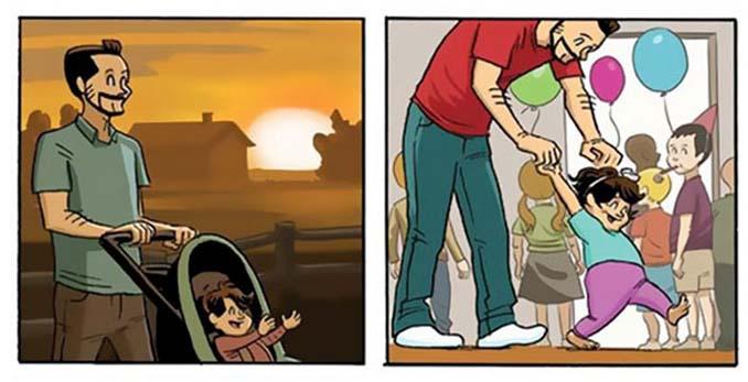 Αυτό το κόμικ σχετικά με το πώς μεγαλώνουμε θα αλλάξει τον τρόπο που βλέπετε τη ζωή (2)