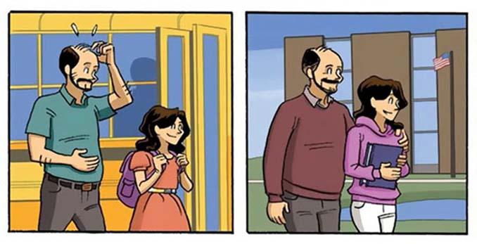 Αυτό το κόμικ σχετικά με το πώς μεγαλώνουμε θα αλλάξει τον τρόπο που βλέπετε τη ζωή (4)