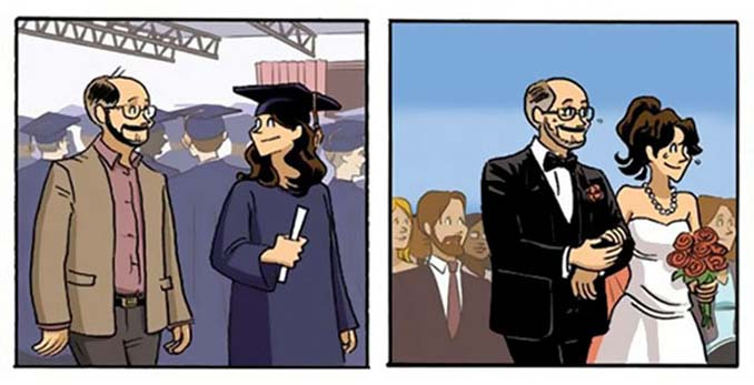 Αυτό το κόμικ σχετικά με το πώς μεγαλώνουμε θα αλλάξει τον τρόπο που βλέπετε τη ζωή (5)