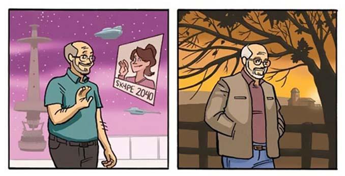 Αυτό το κόμικ σχετικά με το πώς μεγαλώνουμε θα αλλάξει τον τρόπο που βλέπετε τη ζωή (6)