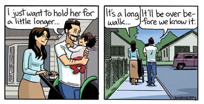 Αυτό το κόμικ σχετικά με το πώς μεγαλώνουμε θα αλλάξει τον τρόπο που βλέπετε τη ζωή (9)