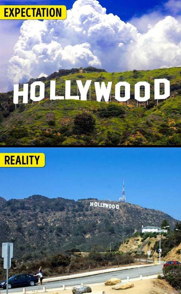 Διάσημα τουριστικά αξιοθέατα: Προσδοκίες vs πραγματικότητα (5)